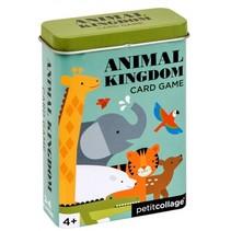 Kaartspel dierenrijk 52-delig