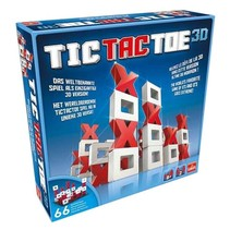 Tic Tac Toe 3D strategiespel