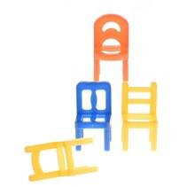 drinkspel stoelen stapelen 22-delig