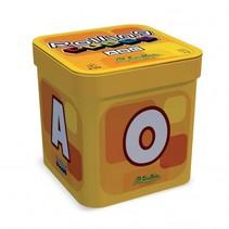 Rolling Cubes ABC 7 x 7 x 7 cm reisspel