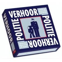 gezelschapsspel PolitieVerhoor