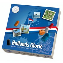 gezelschapsspel Hollands Glorie karton 173-delig