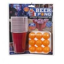 beerpong drinkspel 36-delig