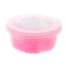 schuimklei neon 38 gram roze per potje