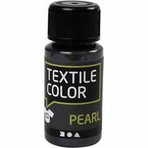 textielverf Pearl 50 ml grijs