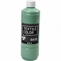 textielverf Basic 500 ml zeegroen