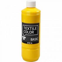 textielverf Basic 500ml geel