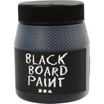 schoolbordverf zwart 250 ml