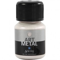 verf Art Metal 30ml parelmoer