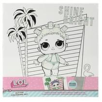L.O.L. Surprise schildersdoek shine bright