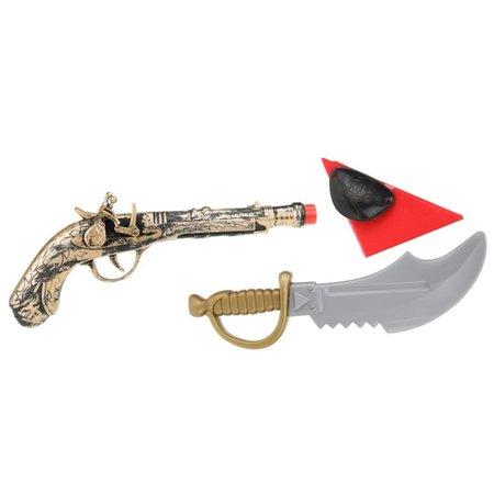 Toi-Toys piratenset 2-delig