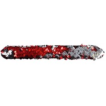 klaparmband rood 21 x 2,8 cm