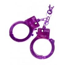 handboeien speelgoed paars