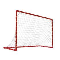 hockeygoals Eurohoc 90 x 60 x 45 cm rood/wit