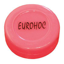 hockeypuck Eurohoc 7 cm roze