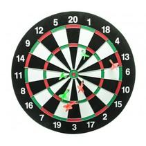 dartbord Blister 38 cm met 6 pijlen