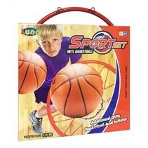 basketbalring Sportset 32,5 cm oranje