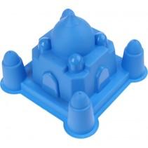 zandvorm Taj Mahal blauw 17 x 17 x 12 cm