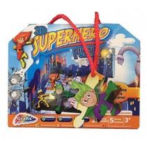 3D-puzzel Superhero 25 stukjes