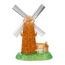 3D puzzel windmolen 64 stukjes