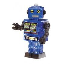 3D Robot blauw 39-delig