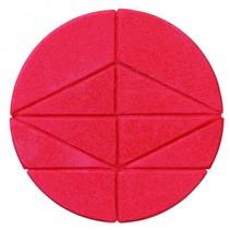 Stenen Puzzel: Cirkel