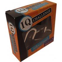 breinbreker IQ Challange 7,5 cm staal oranje 2-delig