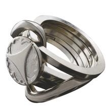 breinbreker Cast Ring II zilver