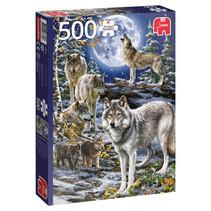 legpuzzel Wolvenroedel 500 stukjes