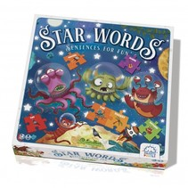 Star Words Smarty Puzzle 28 x 28 cm