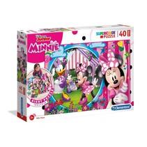 legpuzzel Maxi Minnie Mouse 40 stukjes