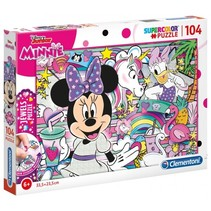 legpuzzel Minnie Mouse Jewels 104 stukjes