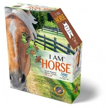 puzzel I am Horse 300 stukjes