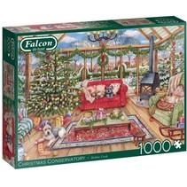 legpuzzel The Christmas Conservatory 1000 stukjes