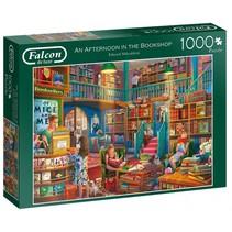 legpuzzel An Afternoon in the Bookshop 1000 stukjes