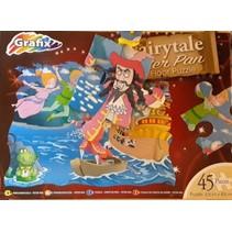 legpuzzel Peter Pan 45 stukjes