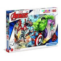 supercolor Avengers legpuzzel 180 stukjes
