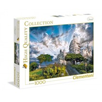 puzzel Montmartre 1000 stukjes