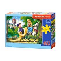 legpuzzel Rapunzel 60 stukjes