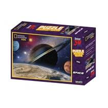 puzzel ruimtelandschap 100 stukjes