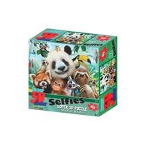 legpuzzel 3D Kids dierentuin 63 stukjes