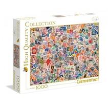 legpuzzel High Quality Collection - Postzegels 1000 stukjes