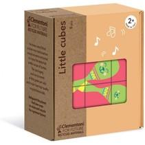 blokkenpuzzel Little Cubes kinderen 6-delig