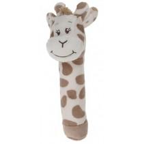 rammelaar giraffe 16 cm lichtbruin