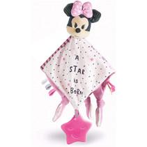 knuffeldoekje Minnie Mouse