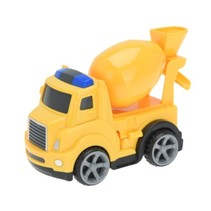 cementwagen 11 cm geel