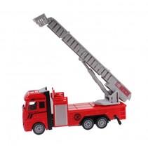ladderwagen 12,5 cm rood