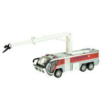 Brandweerauto frictie met licht en geluid 21 cm