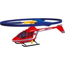 ambulancehelikopter 36 cm rood