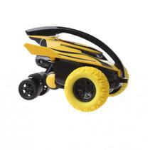 auto Speed Shark jongens 11 cm geel